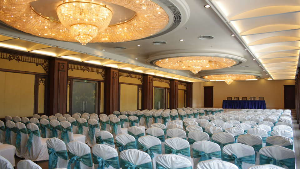 Hotel Atithi, Pondicherry Pondicherry Crystal Hall - Banquet Hall Hotel Atithi Pondicherry