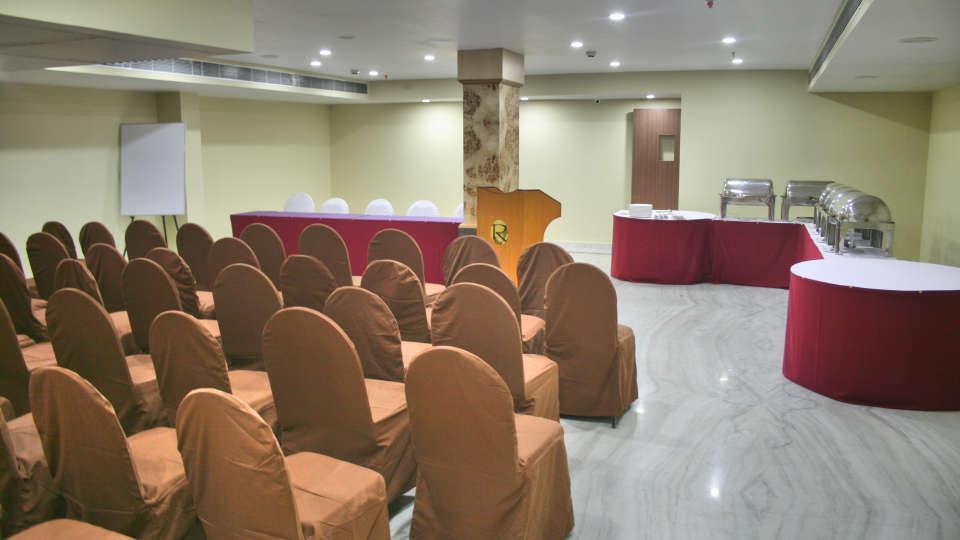 Raj Park Hotel - Tirupati Tirupati Banquet Hall Raj Park Hotel Tirupati 2