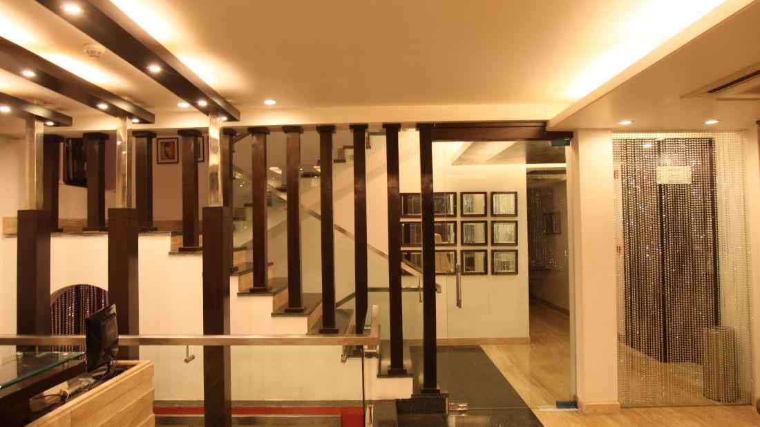 Emblem Hotel, New Friends Colony, New Delhi Delhi Staircase Emblem Hotel New Friends Colony New Delhi