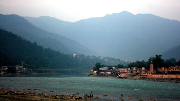 Leisure Hotels  Rishikesh Ghat and Ram Jhulla