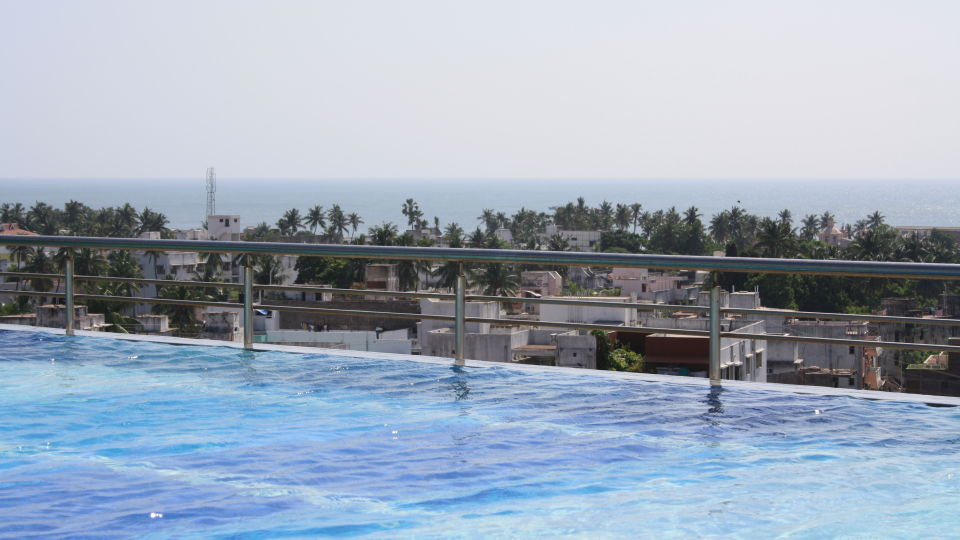 Hotel Atithi, Pondicherry Pondicherry Swimming Pool Hotel Atithi Pondicherry 2