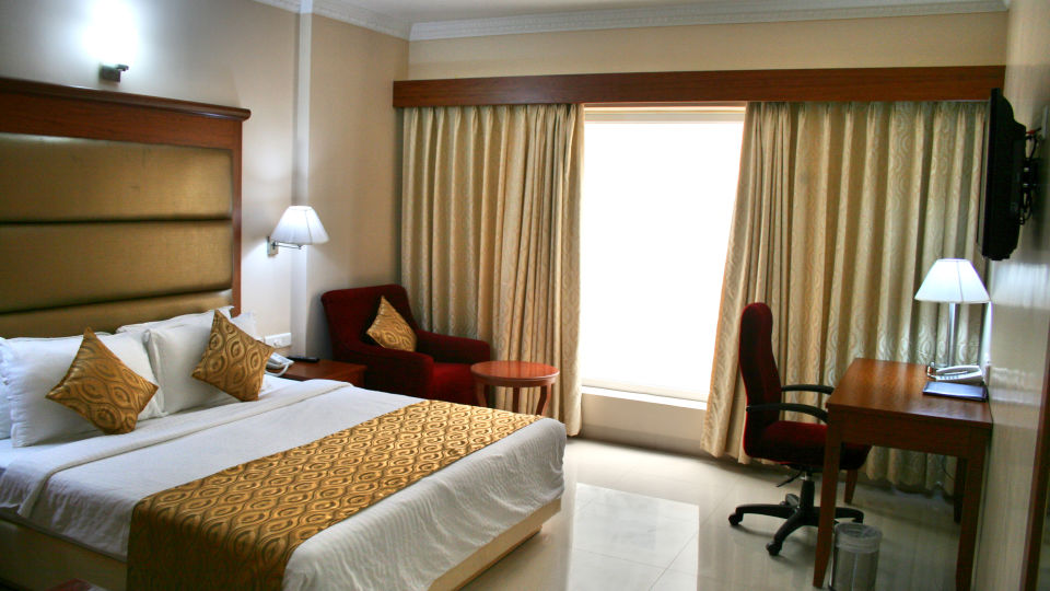 Raj Park Hotel - Tirupati Tirupati Family Room Raj Park Hotel Tirupati 2