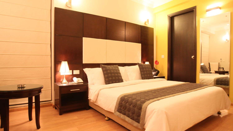 Emblem Hotel | Hotels Near Pragati Maidan | South Delhi Hotel
