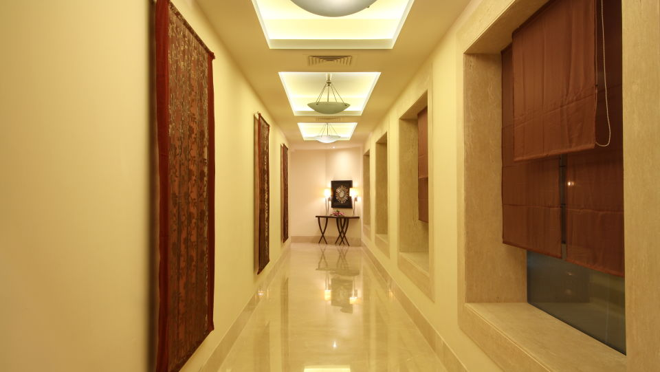 Corridor Radisson Hyderabad Hitech City Hyderabad