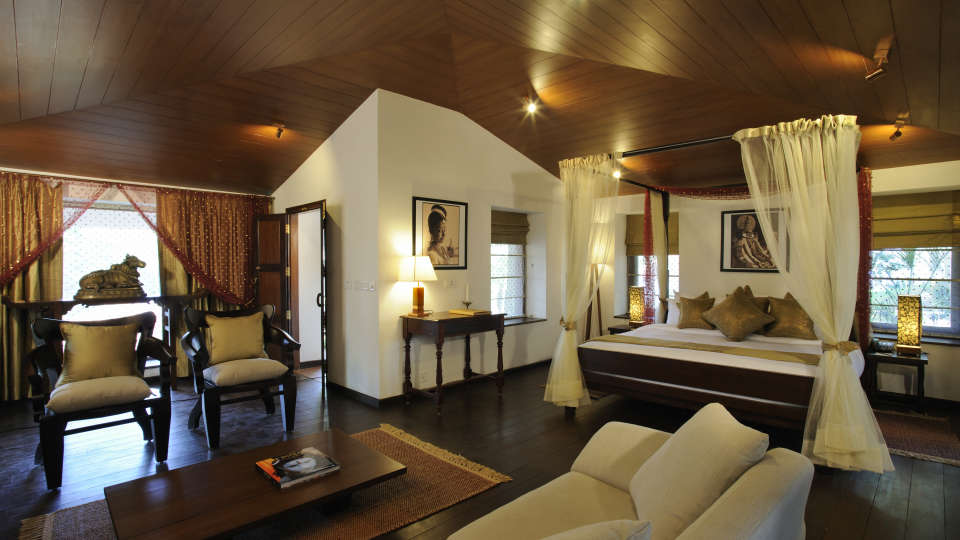 Banyan Tree Bungalow at Niraamaya Surya Samudra Resorts in Kovalam 2