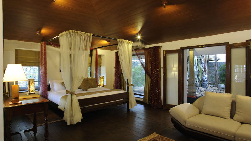 Banyan Tree Bungalow at Niraamaya Surya Samudra Resorts in Kovalam 3