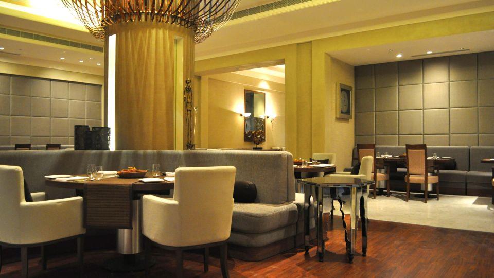 Saffron Restaurant at Radisson Blu - Bengaluru Outer Ring Road