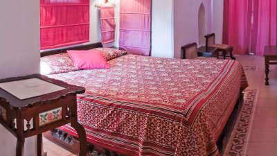 Neemrana Fort-Palace - 15th C, Delhi-Jaipur Highway Neemrana Shringar Mahal Hotel Neemrana Fort Palace Neemrana Rajasthan