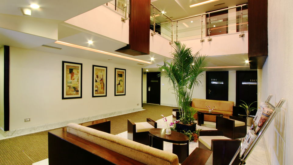 The President Hotel, Jayanagar, Bangalore Bangalore Lobby The President Hotel Jayanagar Bangalore 4