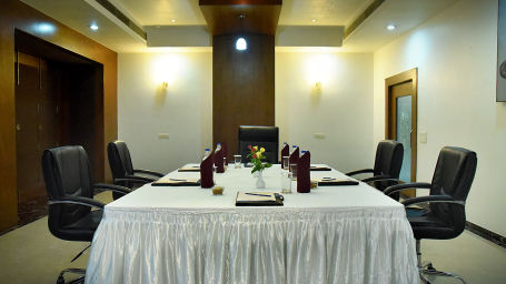 Zen Conference Hall at Hotel Fortune Palace 2