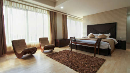 Presidential Suite, The Piccadily Lucknow, Rooms For Stay In Lucknow