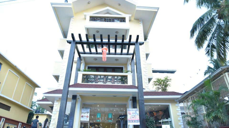 Exteior View Resort De Coracao Goa 1