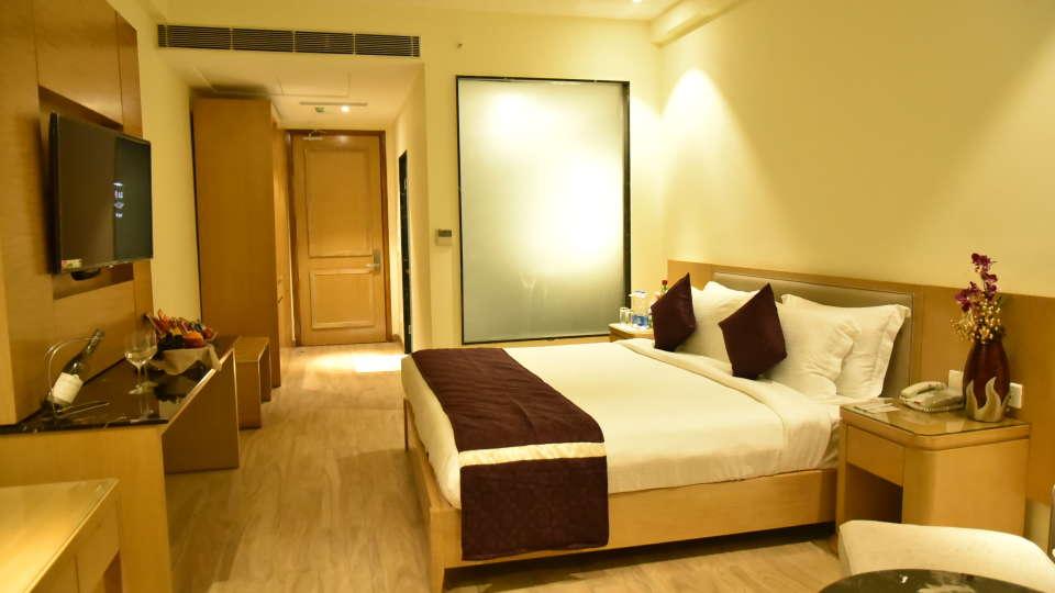 Premium Room Resort De Coracao Goa 2