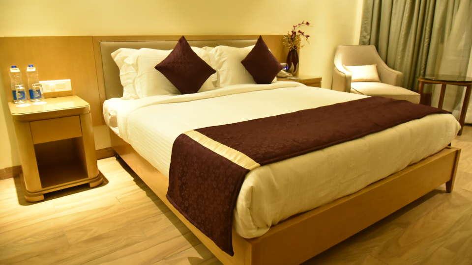 Premium Room Resort De Coracao Goa 3