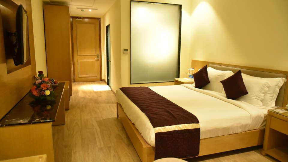 Premium Room Resort De Coracao Goa 4
