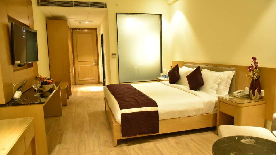 Premium Room Resort De Coracao Goa 7