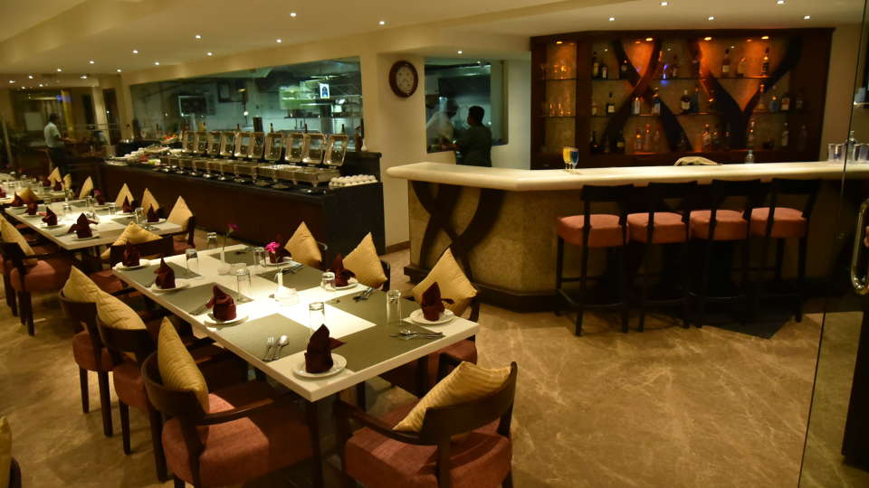 Restaurant Resort De Coracao Goa 2