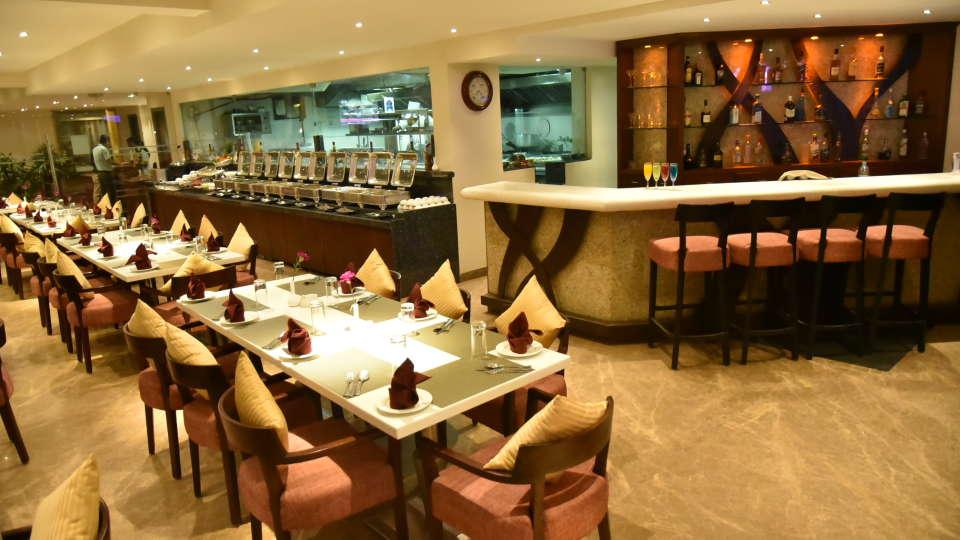Restaurant Resort De Coracao Goa 3