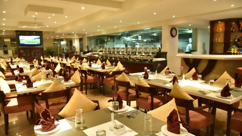 Restaurant Resort De Coracao Goa 4