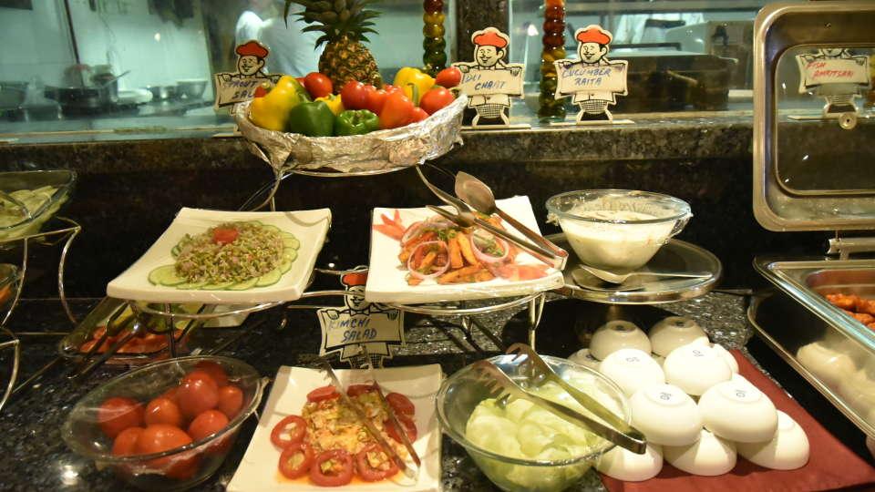 Restaurant Resort De Coracao Goa 8