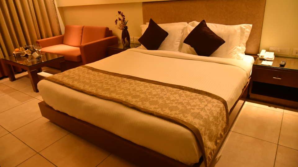 Suite Room Resort De Coracao Goa 1