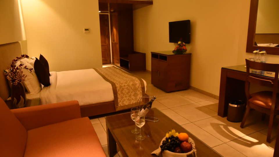 Suite Room Resort De Coracao Goa 2