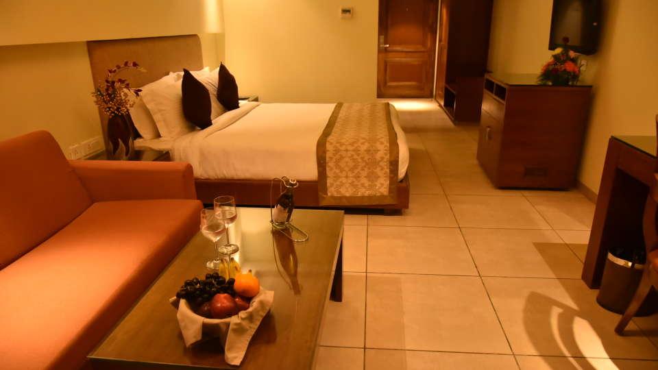 Suite Room Resort De Coracao Goa 5