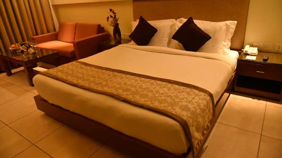 Suite Room Resort De Coracao Goa 8
