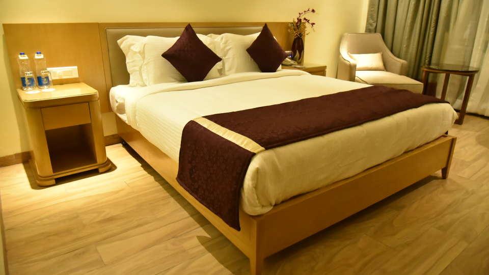 Super deluxe Resort De Coracao Goa 2