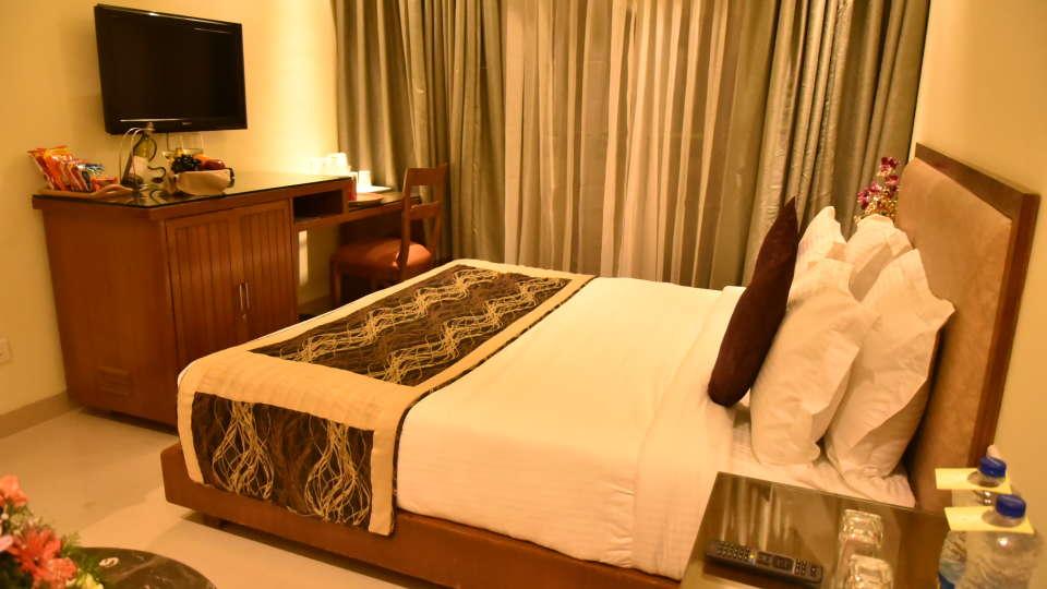 Superior room Resort De Coracao Goa 3
