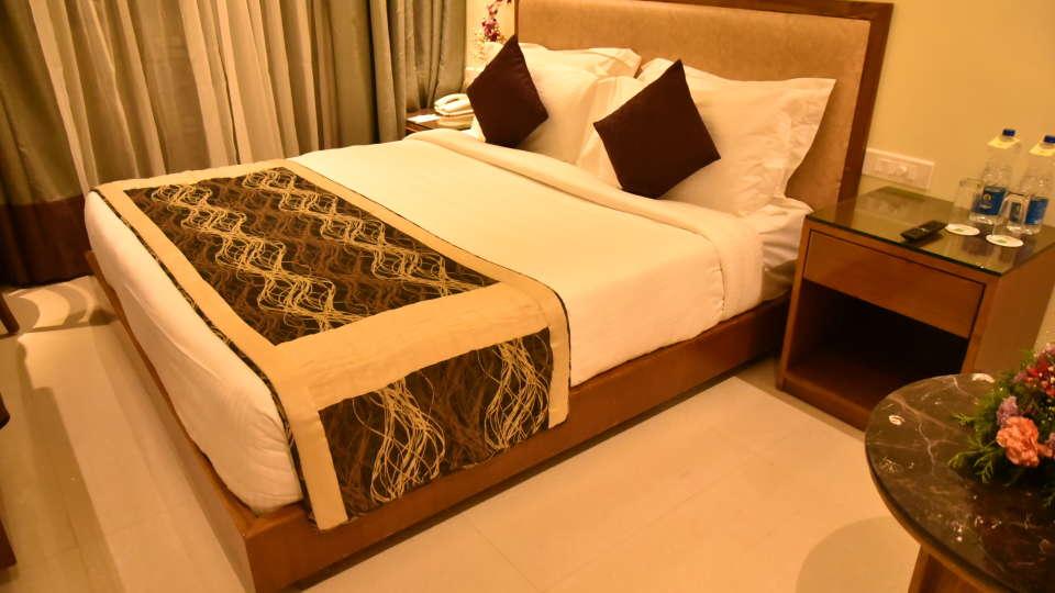 Superior room Resort De Coracao Goa 4