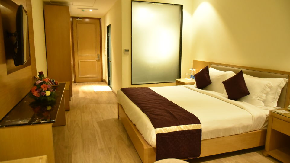 Premium Room Resort De Coracao Goa 4