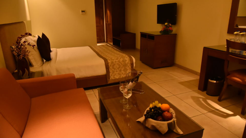 Suite Room Resort De Coracao Goa 3