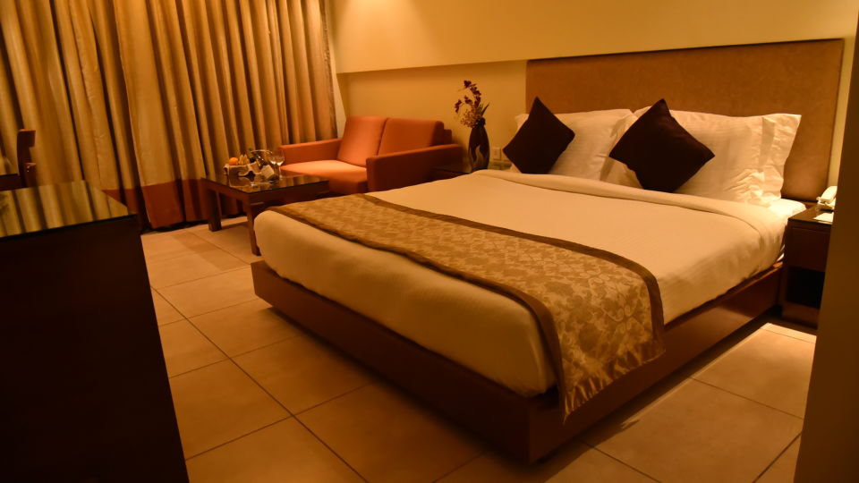 Suite Room Resort De Coracao Goa 7