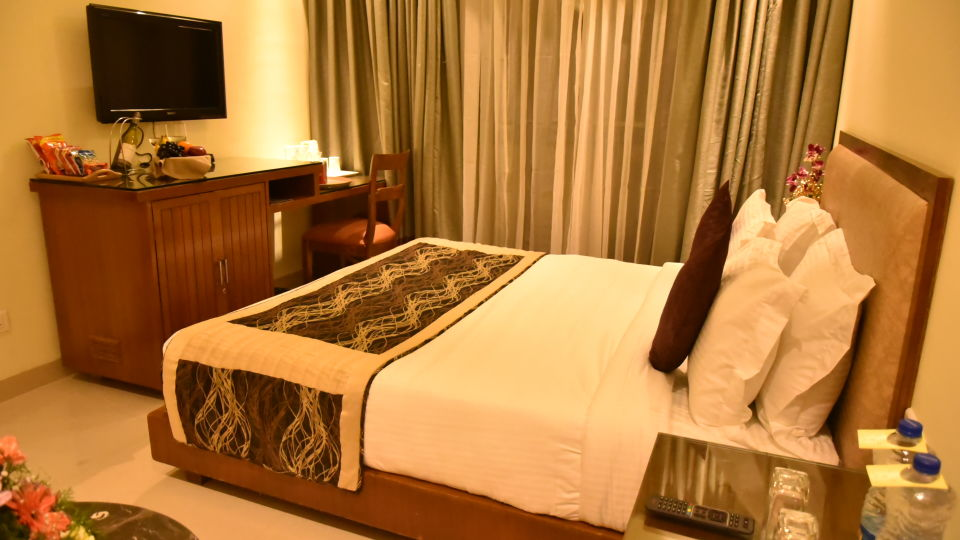 Superior room Resort De Coracao Goa 3