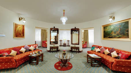 Pallava Suite at Ambassador Pallava Chennai 5