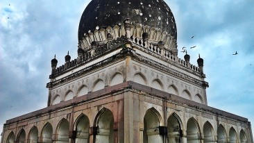 Qutub Shahi Tombs Hyderabad near Daspalla Hyderabad