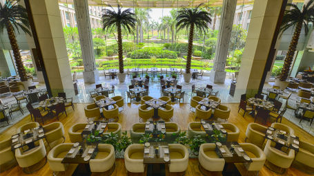 Cascades, Multi-cuisine Restaurant, The Grand New Delhi-1