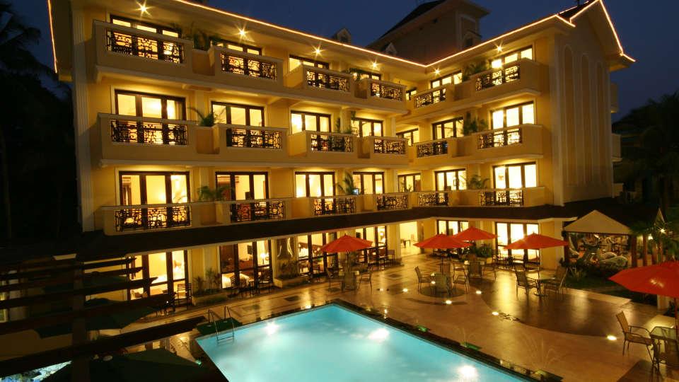 Exterior Resort De Coracao Goa 1