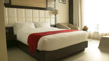 Inde Hotel, Chattarpur, Delhi Delhi Deluxe Queen Room Inde Hotel Chattarpur Delhi 3
