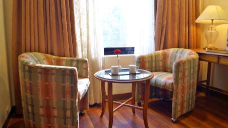 Hotel Room in Mumbai, The Ambassador, Stay in Mumbai 1234