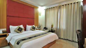 Hotel Cosy Palace, East of Kailash New Delhi deluxe rooms hotel cosy palace east of kailash new delhi 3