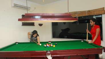 Game Room at Floatel Kolkata, Hotel Facilities in Kolkata, Hotels in Kolkata 1