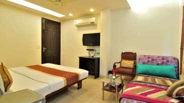 The Hermitage Hotel, New Delhi New Delhi Rooms at hermitage Delhi
