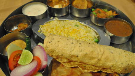 Hotel Prateek, Barbil, Odisha Keonjhar North Idian Thali