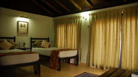 Deluxe Room at Infinity Resorts Bandhavgarh, Rooms in Bandhavgarh 1
