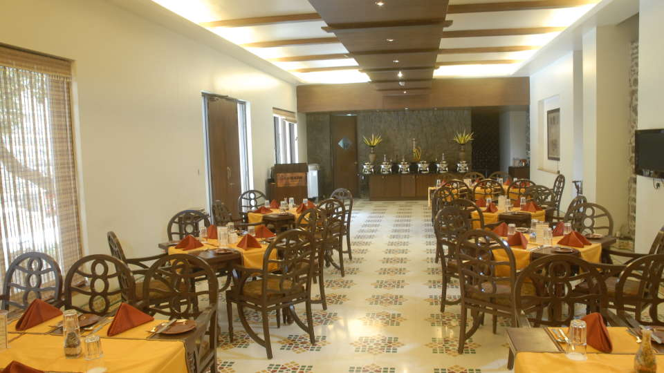 Chhajja of  Fort Jadhavgadh Heritage Resort Hotel Pune