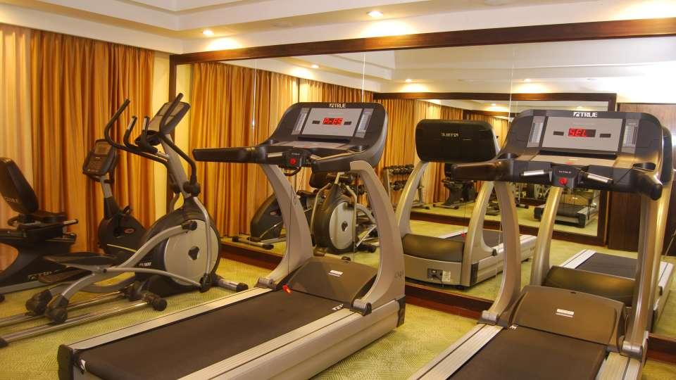Gym, Gokulam Park Sabari, Hotels in Chennai