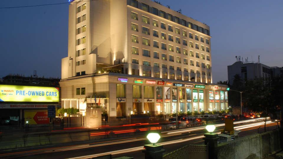 Facade Grand Sarovar Premiere Mumbai 2
