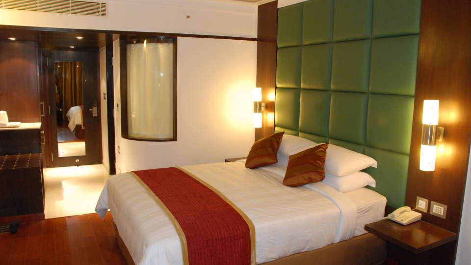 Iris Hotel Bangalore Purple Ribbon Room 3 at Iris Hotel on Brigade Road Bangalore